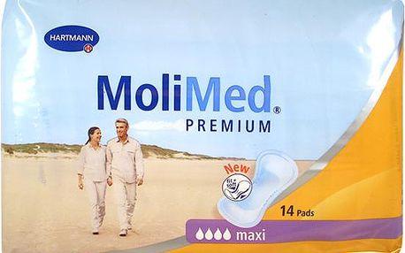 INKONTINENČNÍ vložky MOLIMED Premium Maxi / 14ks