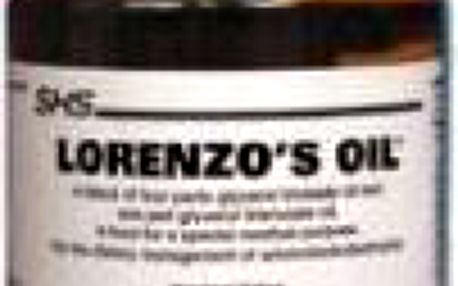 LORENZO - OIL POR OIL 1X500ML PLAST