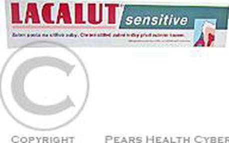 Lacalut zubní pasta sensitiv 75ml