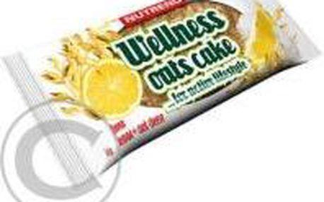 NUTREND Wellness oats cake 70g citron +tva