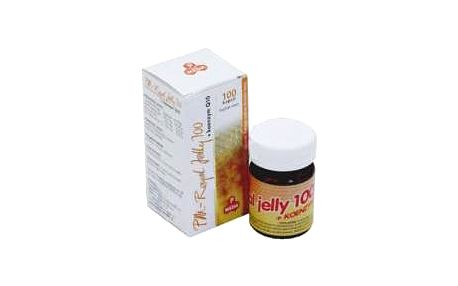 Royal Jelly + Koenzym Q10 100 cps.