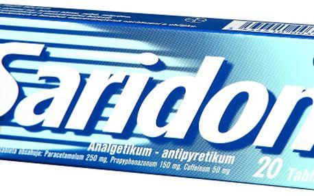 SARIDON® 20 tablet