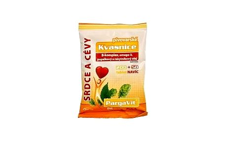 PARGAVIT Pivovarské kvasnice Bifi Omega Puls 250 tablet