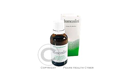 Homeoslim kapky 30 ml
