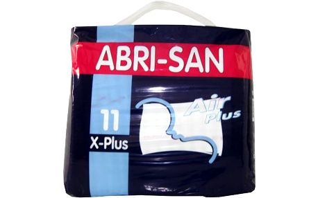 Inkontinenční plena Abri-san X-Plus No. 11 Air Plus 16 ks