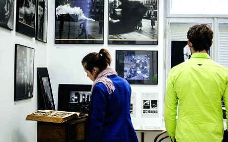 Výhodné vstupenky na výstavu Prague Photo