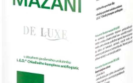 PRIESSNITZ Kloubní chladivé mazání De Luxe 200 ml