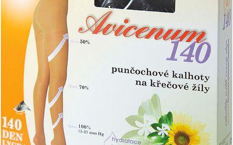 Avicenum140 punčochové kalhoty 1D tělová sahara