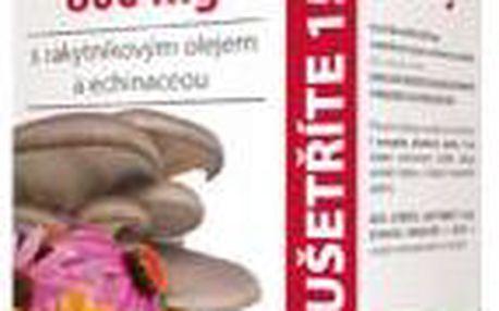 Simply you Hlíva ústřičná 800 mg s Rakytníkem a Echinaceou Imunit 40 + 20 tobolek