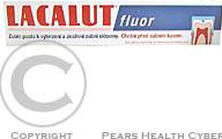 Lacalut zubní pasta alum.fluor.75ml