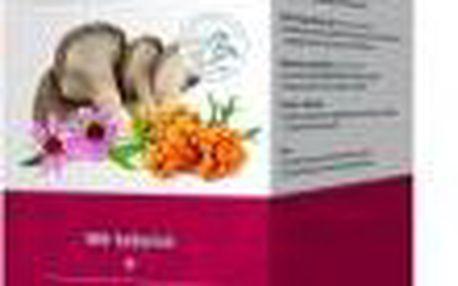 Hlíva ústřičná 800 mg s rakytníkem a echinaceou IMUNIT 100 + 100 tablet