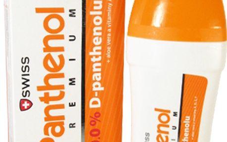 SIMPLY YOU Swiss Panthenol premium spray aloe 150 + 25 ml ZDARMA