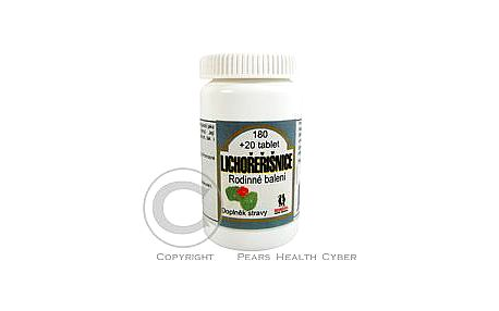 HERMEOPA Lichořeřišnice 200 tablet