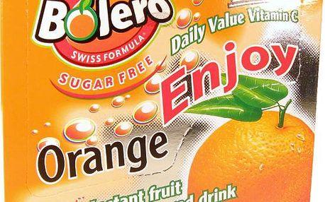 BOLERO instantní nápoj dia Orange (24sáčků)