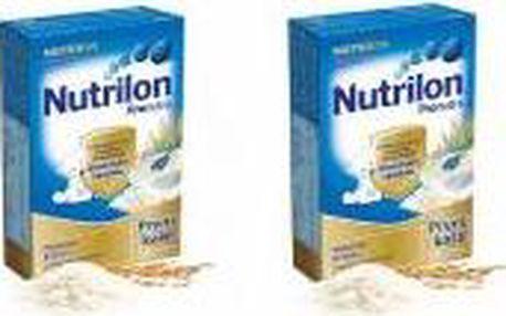 NUTRILON kaše mléčná rýžová 2x225 g