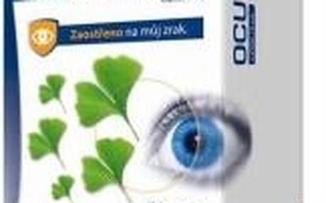 Ocutein Ginkgo Lutein 15 mg Da Vinci 60 + 30 tobolek