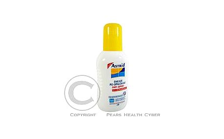 ASTRID Sun Spray emulze po opalování s D-panthenolem 200 ml