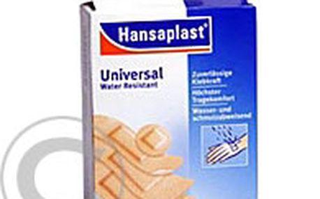 Rychloobvaz Hansaplast voděodolná universal 40 ks