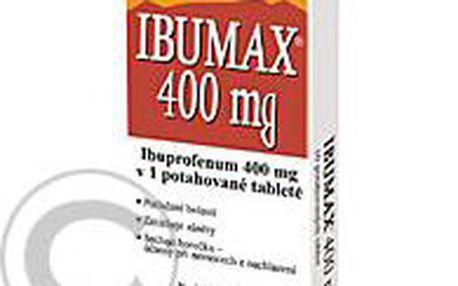 IBUMAX 400 MG 10X400MG Potahované tablety