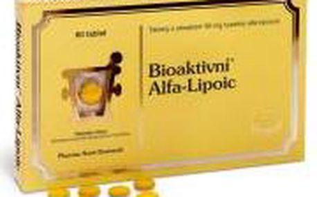 PHARMA NORD Bioaktivní Alfa-Lipoic 60 tablet