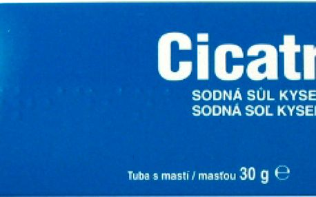 CICATRIDINA mast 30g