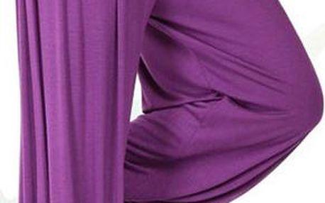 Krátké nebo dlouhé turecké kalhoty
