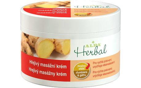 ALPA Herbal krém HŘEJIVÝ 250 ml