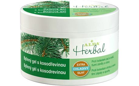 ALPA Herbal gel KOSODŘEVINA 250 ml