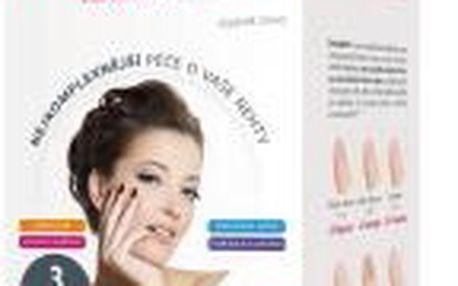 DonnaNAILS 4 měsíční kúra 90+30 tobolek ZDARMA