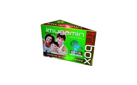 Imugamin Effective tbl.60+15 Tribox