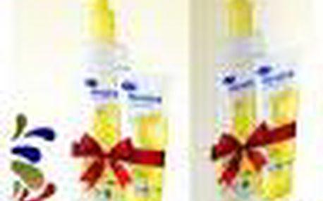 Menalind speciální péči o namáhanou pokožku Tělové mléko 500ml + krém na ruce 200ml