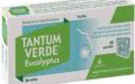 TANTUM VERDE eucalyptus ORM pastilky 20x3 MG