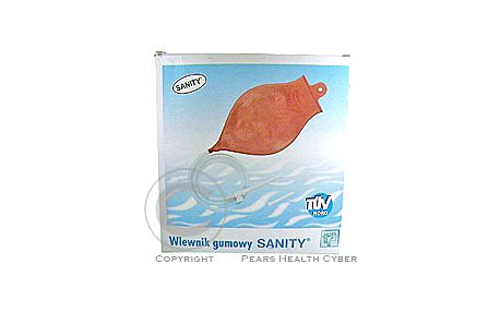 ALBERT POLSKA Sanity Irigátor (klystýr) ZSZ