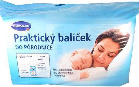 DHV Samu porodnické 2x+prsní vložky + Molipants M2x