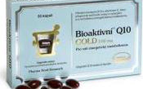 PHARMA NORD Bioaktivní Q10 Gold 30 tablet