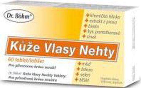 DR. BÖHM Kůže vlasy nehty 60 tablet