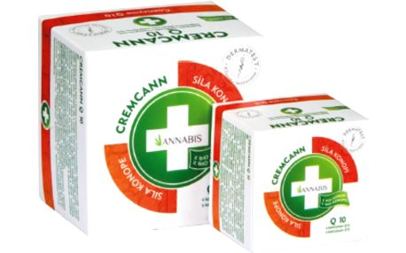 ANNABIS CREMCANN Q10 pleťový krém 15 ml