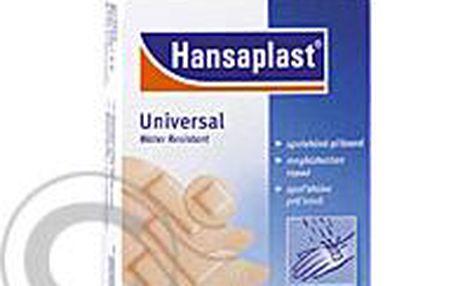 Rychloobvaz Hansaplast voděodolná universal 20 ks