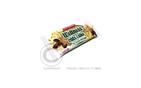 NUTREND Wellness oats cake 70g ledová káva