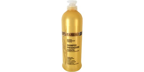 BLACK PROFESSIONAL Hair Loss Preventive Shampoo 500ml