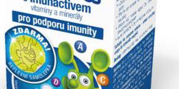 WALMARK Marťánci s Imunoactivem 30 tablet