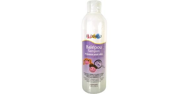 LABORATOIRES INELDEA, FRANCIE Pediakid Balépou šampon prevence proti vším 200ml