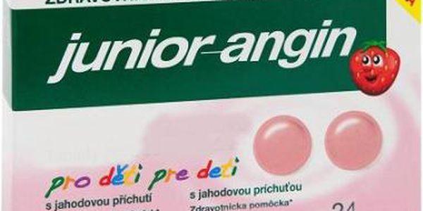 Junior-angin pastilky 24ks