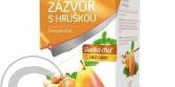 MEGAFYT Ovocný zázvor s hruškou 20 x 2 g