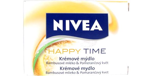 NIVEA mýdlo HAPPY TIME 100g