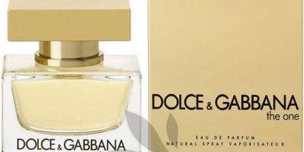Dolce & Gabbana The One Parfémovaná voda 50ml