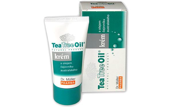 Tea Tree Oil krém 30ml (Dr.Müller)