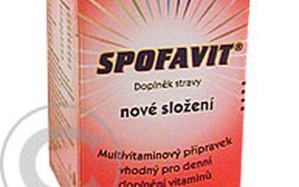 ZENTIVA Spofavit 60 dražé