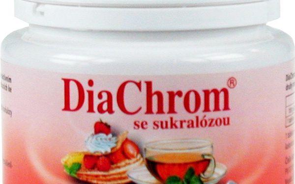 DiaChrom se sukralózou tbl.600