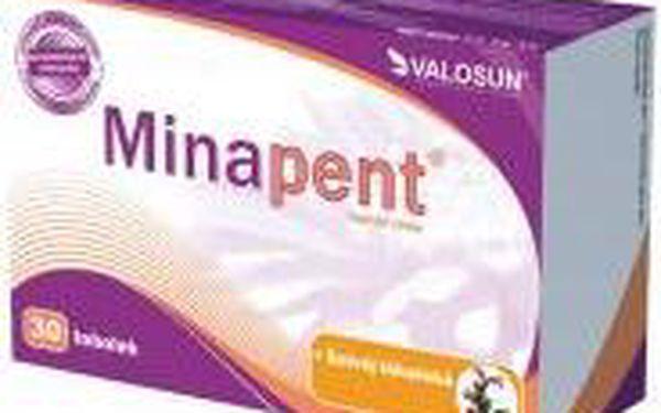 Minapent+šalvěj lékařská tob.30
